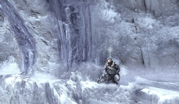 Call of duty modern warfare 2 ice climbers HD wallpaper