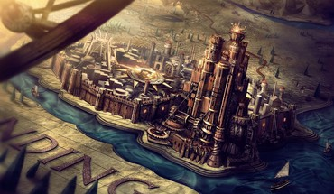 Game of Thrones tv dessins de la série eau de ville  HD wallpaper