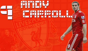Soccer liverpool fc athletes andy carroll football player HD wallpaper