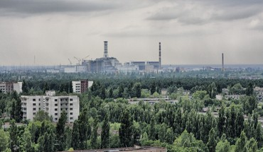 Tchernobyl Pripyat Ukraine Architecture paysages urbains  HD wallpaper