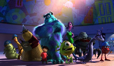 Backgrounds monsters university HD wallpaper