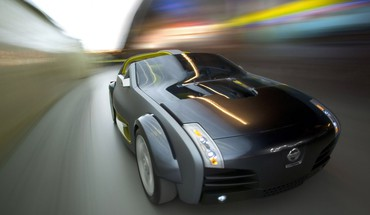 Nissan concept art 2006 speed awe HD wallpaper