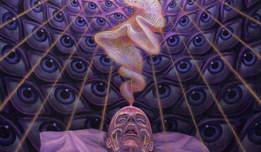 Tool trippy alex grey HD wallpaper