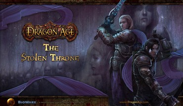 Video dragon age game HD wallpaper