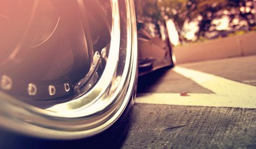 Cars depth of field wheel ar HD wallpaper