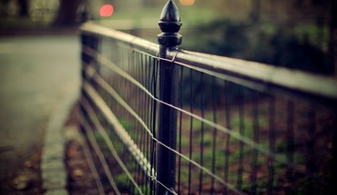 Fences urban HD wallpaper