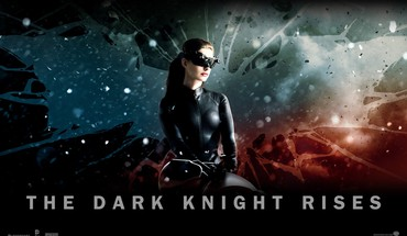 films Batman Catwoman The Dark Knight Rises  HD wallpaper