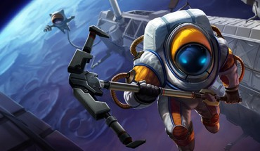 League of Legends Nautilus moba Spiel  HD wallpaper