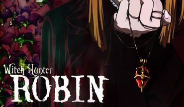 Witch hunter robin HD wallpaper