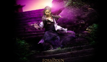 Liu yifei forbidden kingdom the HD wallpaper