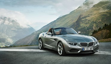 Bmw automobiliai Zagato Roadster HD wallpaper