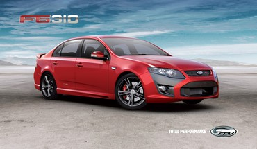 Car f6 310 fpv ford australia cars HD wallpaper