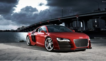 Audi r8 car HD wallpaper