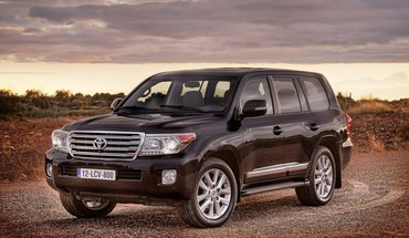 "Automobiliai Toyota Land Cruiser ""Firefox  HD wallpaper"