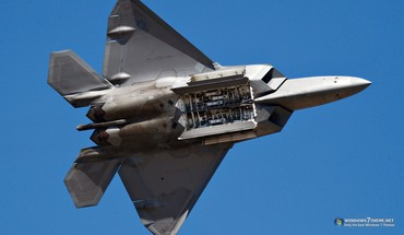 истребители Самолеты f22 Raptor  HD wallpaper