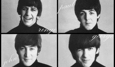 Lennonas George Harrison Ringo Staras Paulas McCartney  HD wallpaper