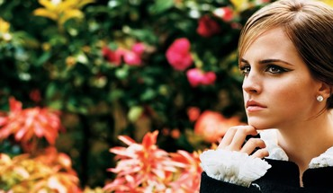 Emma watson people HD wallpaper