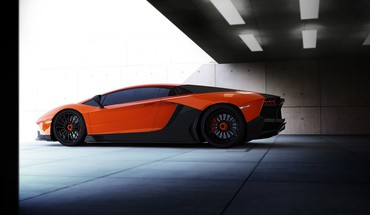 Lamborghini aventador limited edition HD wallpaper