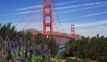 golden gate bridge de San Francisco nature  HD wallpaper