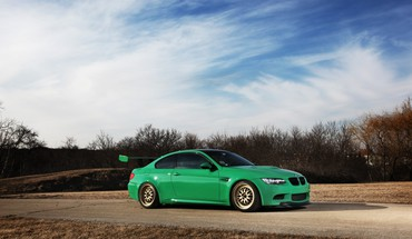 Bmw cars racing rims m3 gts HD wallpaper