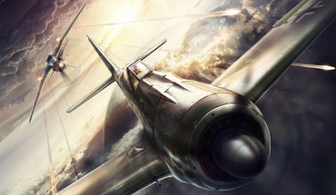 Aircraft war pilot mig skies HD wallpaper