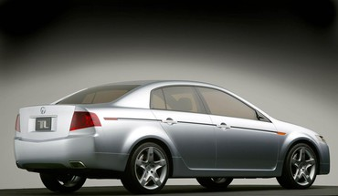 White cars vehicles acura tl HD wallpaper