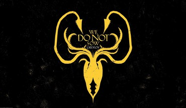 Game of Thrones maison Greyjoy sceau  HD wallpaper