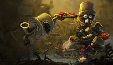 League of legends gigogne  HD wallpaper