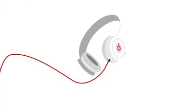 Beats by drdre abstrakte minimalistische Musik einfach  HD wallpaper