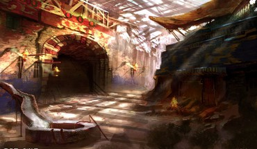 Video games god of war artwork war: ascension HD wallpaper