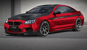 BMW rouges  HD wallpaper