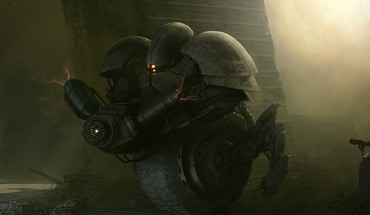 Roboter alien  HD wallpaper