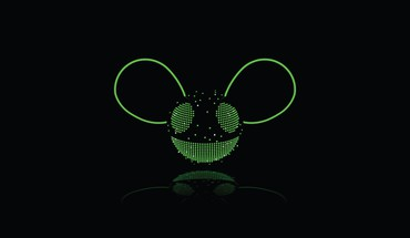 Deadmau5 green HD wallpaper