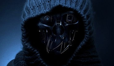 Metal masks wool apocalyptic dishonored hood HD wallpaper
