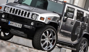 Hummer h2 cfc HD wallpaper