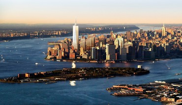 The future freedom tower in nyc HD wallpaper