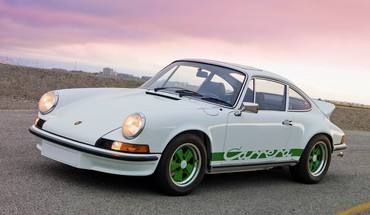 Porsche 911 classic cars headlights carrera rs HD wallpaper