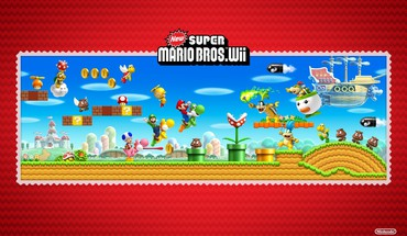 Nintendo wii super mario bros new bros HD wallpaper