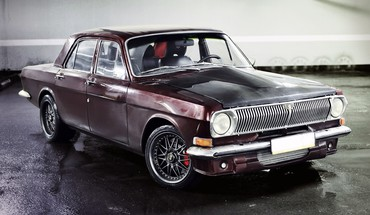 Cars classic vehicles old gaz volga russian HD wallpaper