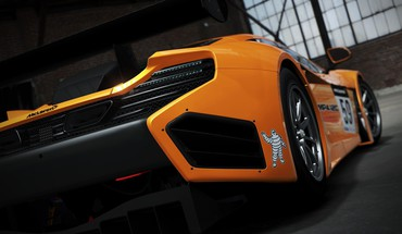 Xbox 360 McLaren MP4-12C Forza Motorsport 4  HD wallpaper