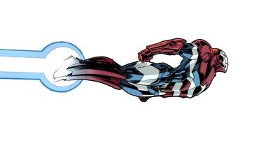 Comics marvel iron patriot HD wallpaper