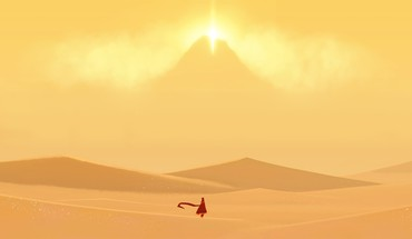 Mountains sand video games yourney HD wallpaper