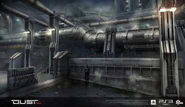 Concept art dust 514 HD wallpaper