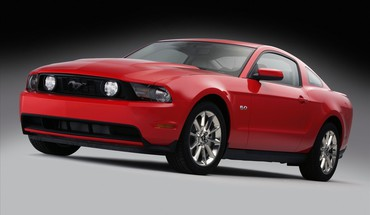 Automobiliai Ford Mustang GT  HD wallpaper