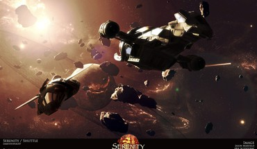 Serenity firefly HD wallpaper