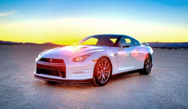routes Nissan 2014 r35 GT-R Skyline GTR HD wallpaper