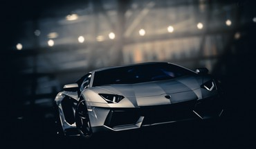 Video games lamborghini gran turismo 5 races aventador HD wallpaper