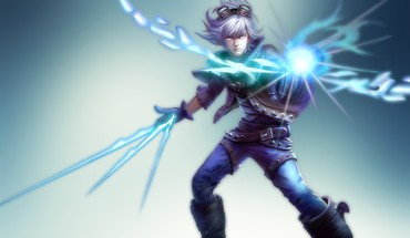 League of legends arrows ezreal bow (weapon) yoshairo HD wallpaper