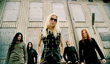 Arch enemy lowangle shot music HD wallpaper