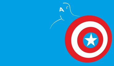 Comics captain america HD wallpaper